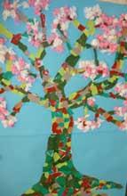 Des Productions En Arts Plastiques à Lécole Maternelle Automne