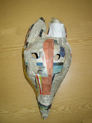 masque carnaval école maternelle