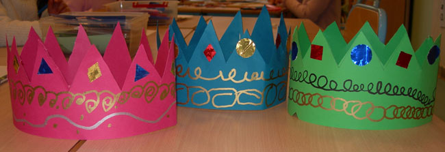 D corer une couronne - Couronne a decorer ...