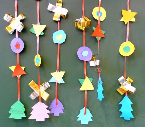 Decoration de noel pour maternelle - Fabrication decoration de noel ...
