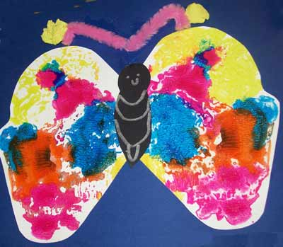 Papillons cole maternelle - Papillon maternelle ...