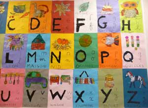 Alphabet Abecedaire En Maternelle