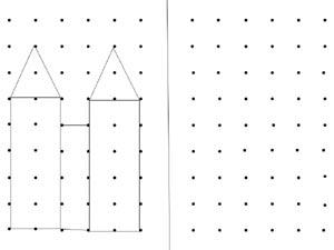 Math en maternelle fiches gratuites relier des points - Points a relier difficile ...