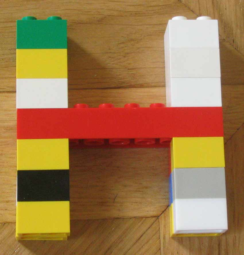 Lego Letter To Parents S